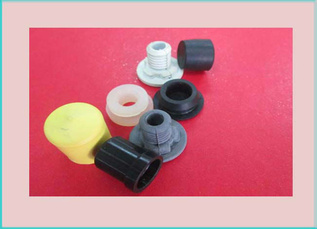 Rubber cover, rubber cap/rubber cap foot