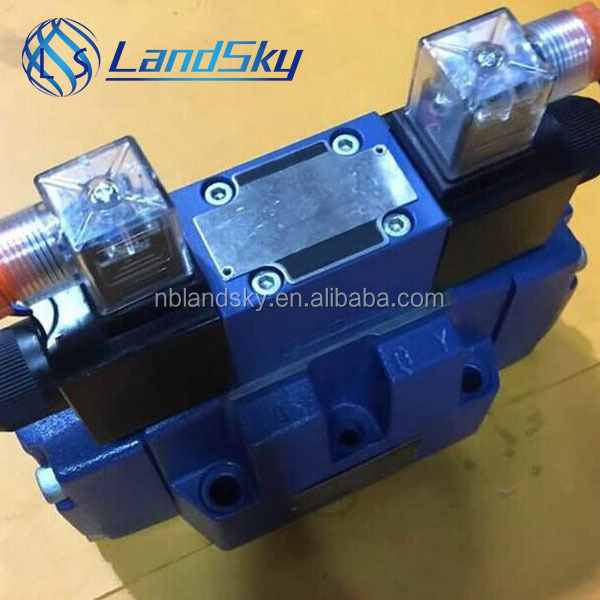 LandSky check valve effect sizing components Directional valves pilot operated type 4WEH25E J U L G151/01