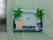sail board sea beach souvenir photo frame