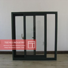 Teeyeo Aluminum Alloy Frame Material and Sliding Windows Type aluminum extrusion profiles for windows and doors