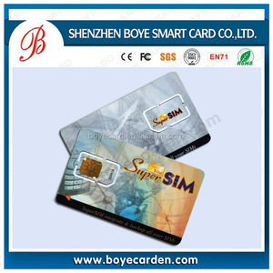 Custom Design rechargeTelecom Prepaid Card