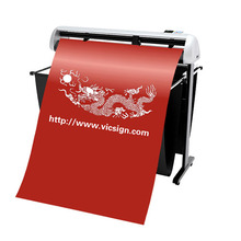 2016 NEW Style 1200mm Vinyl Plotter Cutter, china supplier HS1200 48 inches car sticker Real USB2.0 cutting plotter cutter