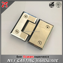 stainless steel 304 bathroom cabinet door hinge by cabinet hardware manufacturers in China