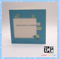 Lovely & Traditional Journal Card to Keep Memory