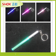 promotional party led stick keychain