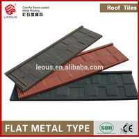Stone Coated Steel Roof Tile|Colorful Stone Coated Roofing Shingles|Metal Roofing Sheets