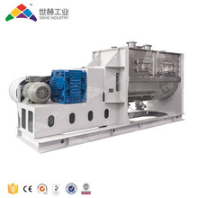 Chemicals Powder Mixer Horizontal Ribbon Blender with Clean Door