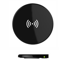 New Product Mobile Phone Accessories Qi Wireless Charger Charging Pad For Iphone X 8