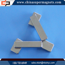 Strong permanent Customized Industrial n52 neodymium magnets disc