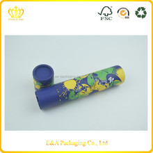 High end round shaped fancy pencil box, pencil packaging box, round gift box