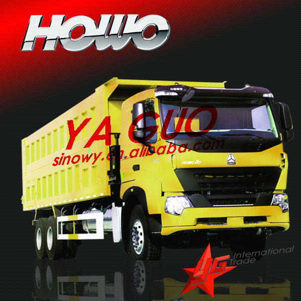 howo uae used trucks for