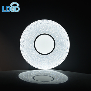 High Power Long Lifespan Acrylic Modern Bedroom Ceiling Panel Lamp 24W 48W LED Ceiling Light