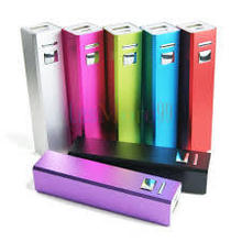mini colorful emergency mobile phone charger portable charger powerbank external battery charger for mobile phone