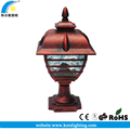 Fashion product classcial wall light led solar garden light