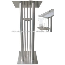 lectern/podium/pulpit-y1309231/moden style metal lectern