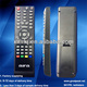 61 keys infrared goldstar tv remote control with OEM services for free
