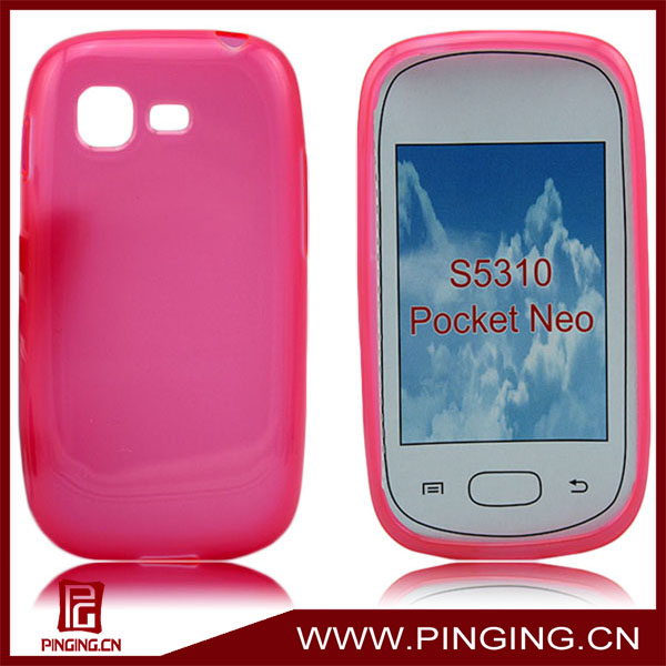 for samsung galaxy pocket neo s5310 s tpu soft case