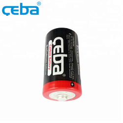 High Energy Zinc Carbon C R14P UM2 1.5V Battery