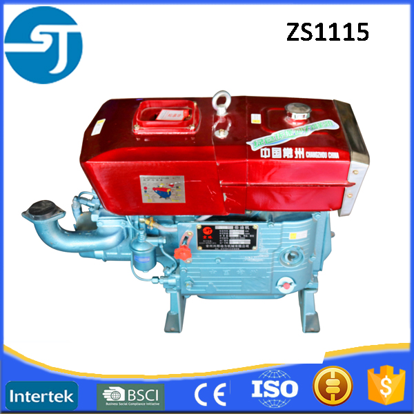 Quality guaranteed original ZS1115 4 stroke small diesel engine