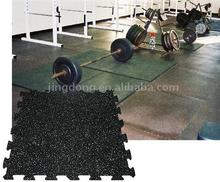 Interlocking Gym Mat tiles (sport floor)