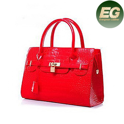 discounted designer handbags factory price bags handbags for women crocodile leather tote bag big size SY5101