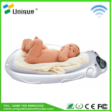 Sale bmi evaluation born weight watchers body fat analysis bluetooth new cute plastic bathroom digital baby scale