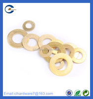 Custom factory copper flat washers made in china