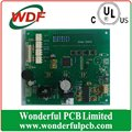 Electronic tester PCB assembly board