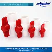 Factory Supply pvc cock valve