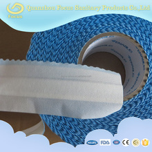 baby diaper material hook side tape,diaper magic tape for two sides