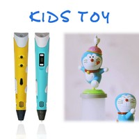 Promotional Safe New Children Toy art drawing pen 3d