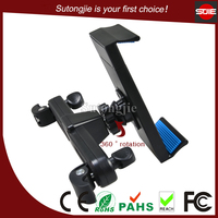High quality CE approved Back holder,tablet pc holder,car headrest mount for ipad