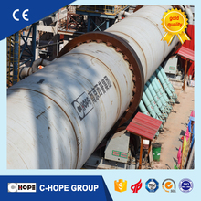 Professional Rotary Kiln/ Calcination Rotary Kiln /Rotary kilns for active carbon producing with factory price