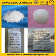 industrial grade caustic soda (NaOH) 99% for detergent/Soap