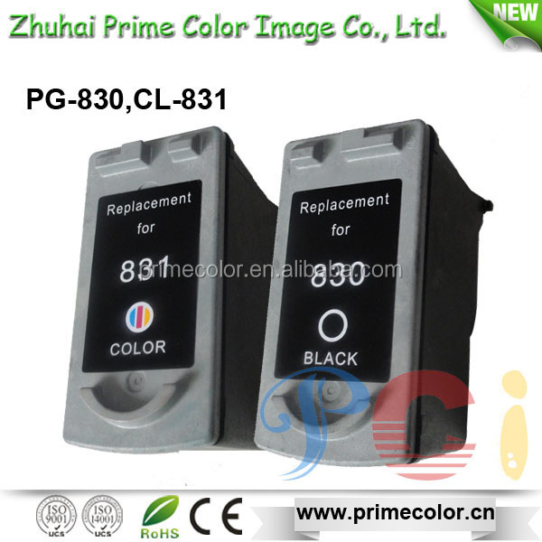 Remanufactured Recycle Ink Cartridge for Canon PG830 CL831