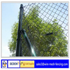 rabbit cage plastic coated chain link fence factory direct sale