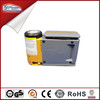 Tire repair kit for air compressor with tire sealant