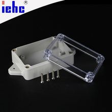 Y2 series 83*58*33mm ip68 very small plastic boxes , wall mount plastic enclosures for pcb