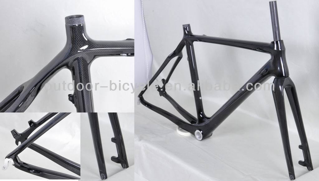 Carbon bicycle frame FM059/Brand new top sale disc brake carbon bike frame