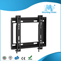 Ultra Slim TV Wall Mount Bracket for most 26-42 Inch LED, LCD and Plasma TV with max VESA 200x200mm, 66lbs/30kg capacity