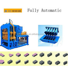 New style promotional lowe invest brick machine