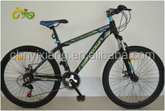 "26"" Specially hot sale aluminum mountain bike 21 speed mountain bicyclelight weightlight MTB chinese sport bikes"
