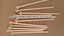 Factory directly wholesale rattan sticks,4MM diameter,15CM length with wooden beads