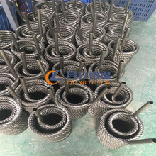 pure titanium coil pipe price