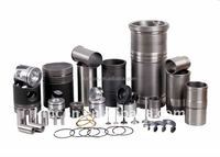 Piston liner kits for MAN D0826 (With seal rings of liners)