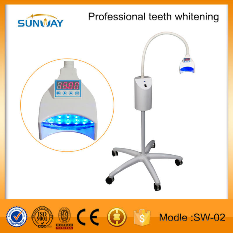 Best tooth bleaching machine