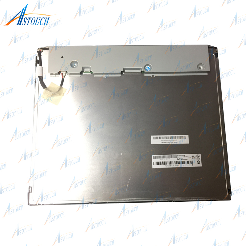 AUO TFT LCD MODULES M170EG01 V9 sunlight readable lcd panel for Industrial control
