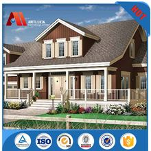 pre made slope roof houses prefab houses for sale