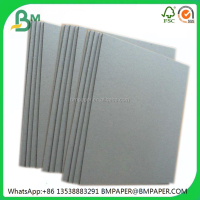 High quality Recycled Pulp Clay Coated Duplex Board Grey Back Paper