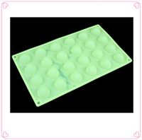 24 cup unique chocolate molds,silicone molds for ice cream,silicone molds for soap